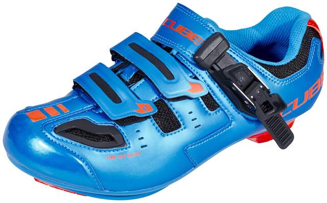 Road Pro Shoes Shoes Pro Cube Road Blue'n'flashred Cube 8wPnNOk0XZ